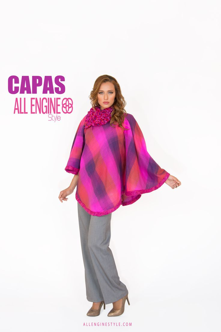 CAPE / CAPAS  www.allenginestyle.com