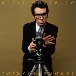 "This Year's Model, Elvis Costello - His second album and first with his crack backing band the Attractions, This Year's Model is the most ""punk"" of Costello's records — not in any I-hate-the-cops sense but in his emotionally explosive writing (""No Action,"" ""Lipstick Vogue,"" ""Pump It Up"") and the Attractions' vicious gallop (particularly the psycho-circus organ playing of Steve Nieve)."