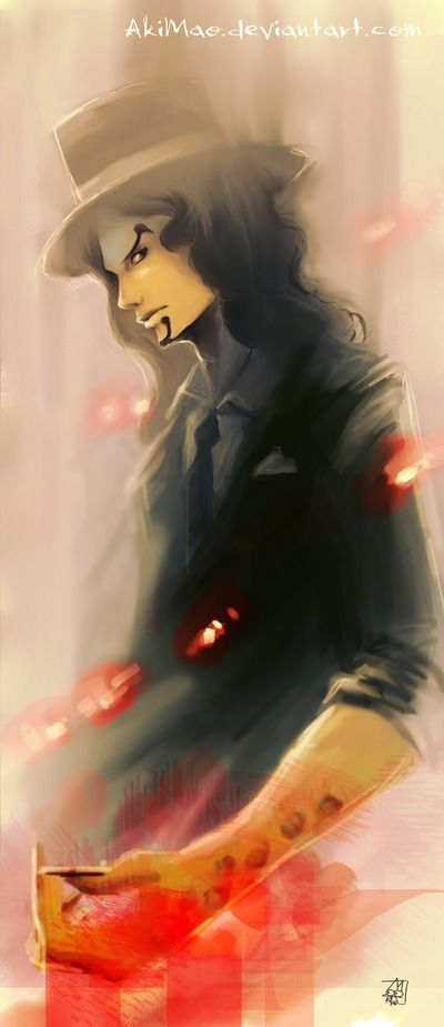 One piece I Rob Lucci I This is awesome... but I hate this guy so much o-o