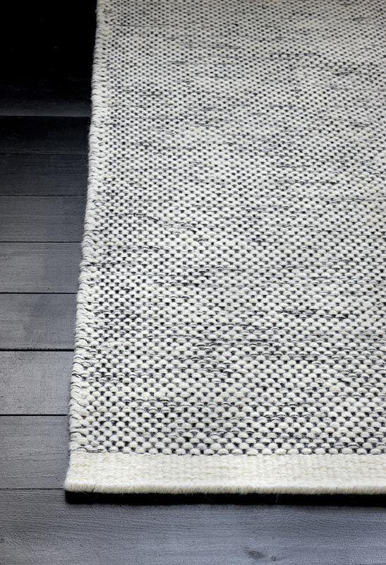 Länna Möbler - Asko Mixed 170X240 cm Handvävd matta från Linie Design - Verkkokauppa