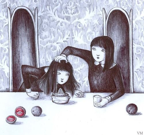 Virginia Mori: illustrazioni, disegni, cortometraggi d'animazione #illustrazione | bigodino.it