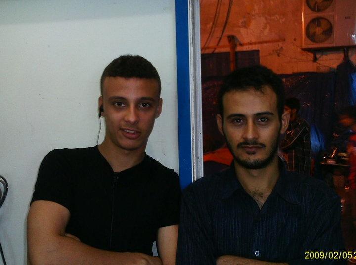 زايد محسن وعلي الروسي