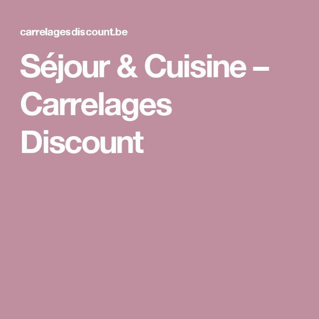 Séjour & Cuisine – Carrelages Discount