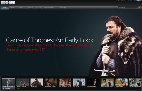 Serie TV sempre di grande qualità, unite a HBO GO, uno strumento giovane ed innovativo che permette di vedere tutti i contenuti su mobile, tablet ed interagire sui social networks.