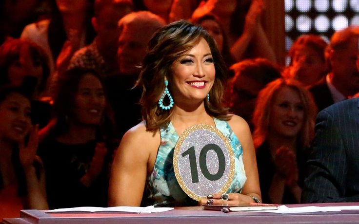 Carrie Ann Inaba's DWTS Blog: Meryl and Mak's Freestyle Was 'Unforgettable'  5/19/20