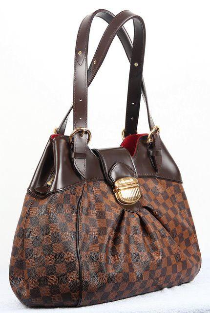 Сумка Louis Vuitton LV (Луи Виттон) натуральная кожа + фирменный материал ЛВ 43х35х12см #18568