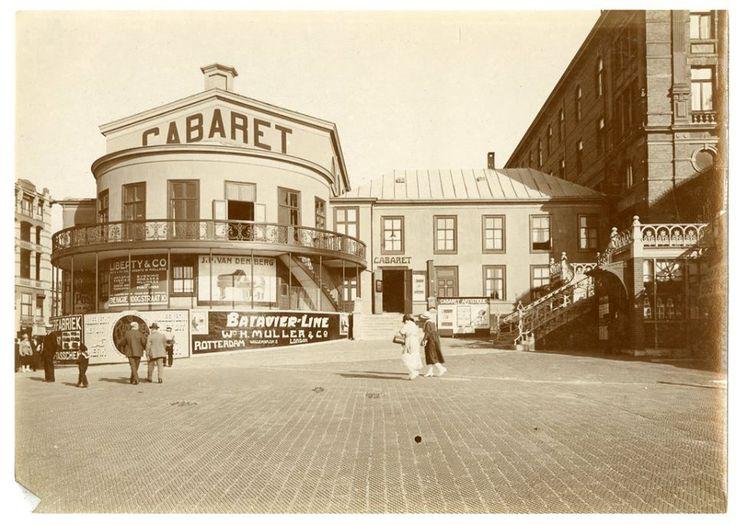 Toneelzaal Kurhaus 1920