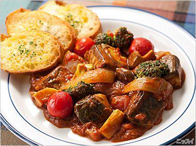 さばのトマトカレー|レシピ|ニッスイ