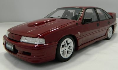 Had one of these too... Holden VN Commodore SS Group A Ruby Red build No. 193 number plate was GRP 193