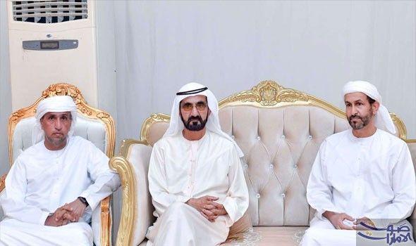 محمد بن راشد يقدم واجب العزاء بوفاة هلال سالم المنصوري Ruffle Blouse Fashion Tops