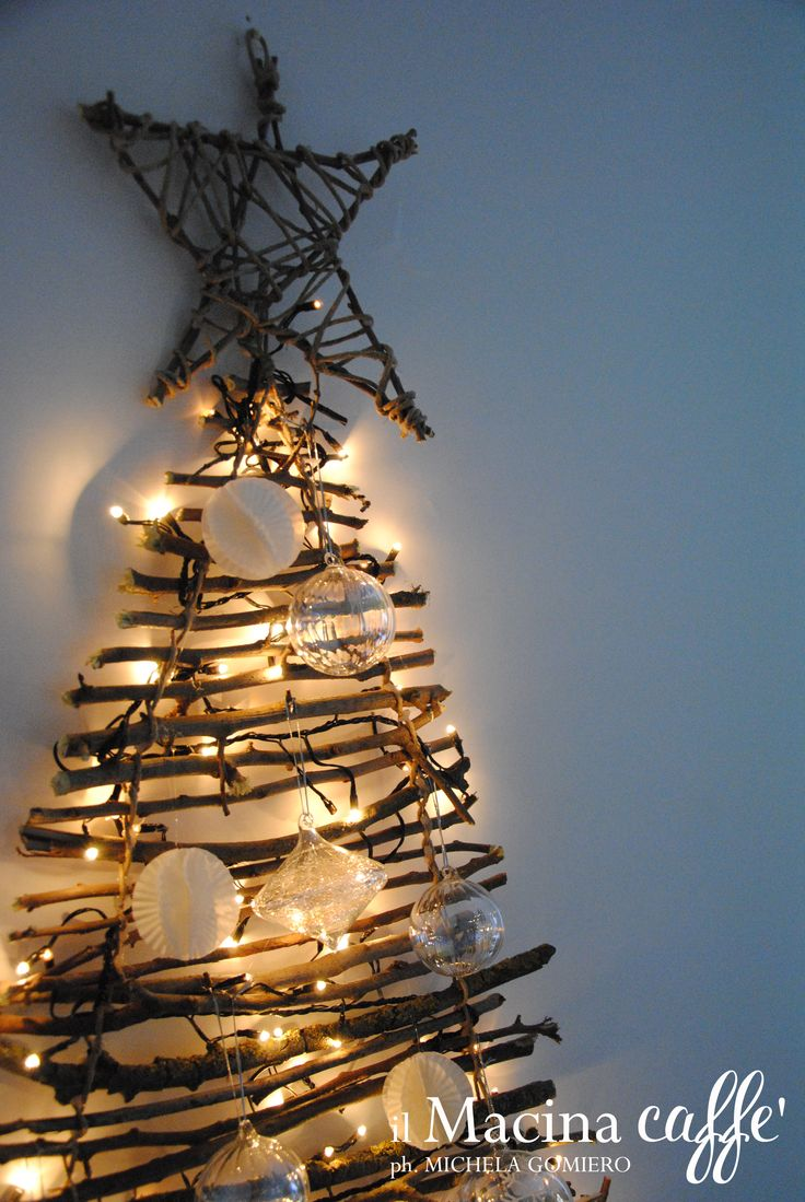 Tree http://ilmacinacaffe.blogspot.it/2015/12/aaa-alberi-alternativi-amansi.html