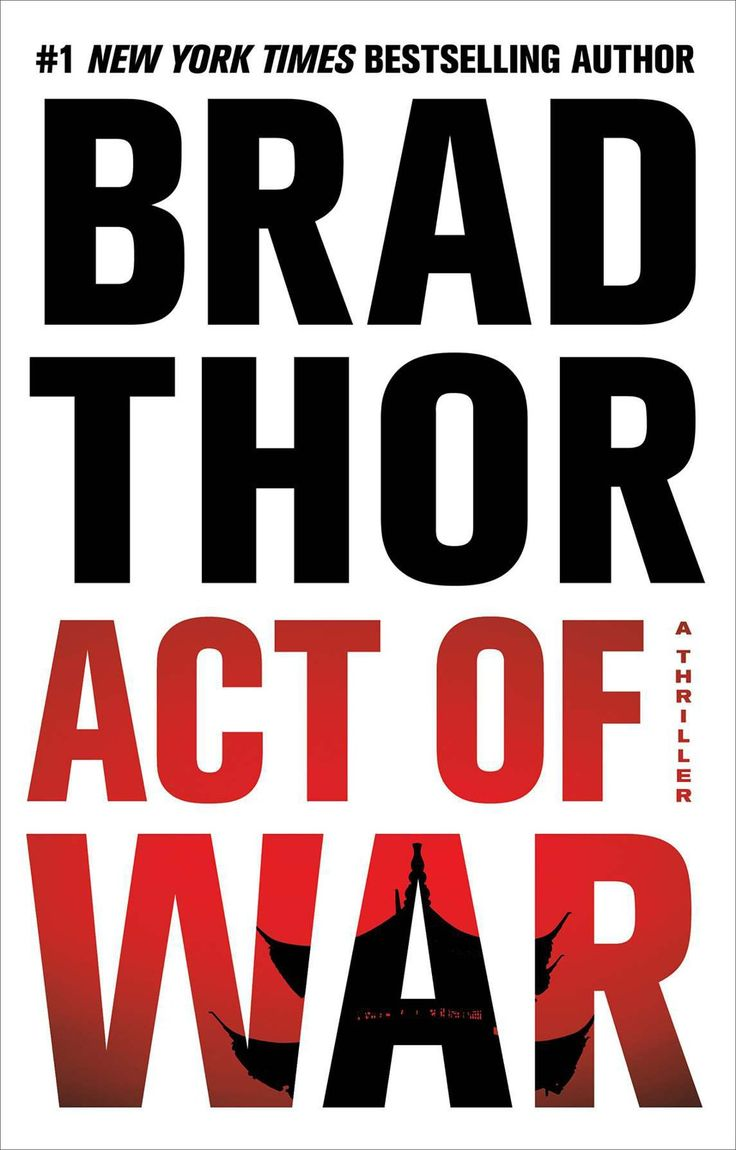 Act Of War By Brad Thor Ebook