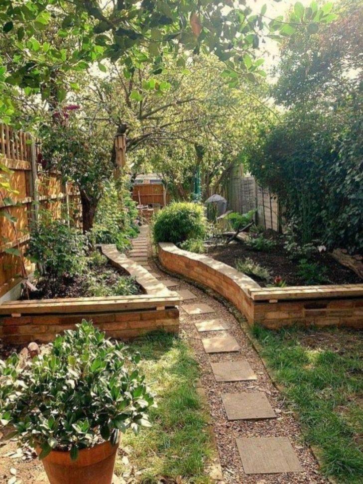 Small Garden Landscape Design On A Budget 41 Small Garden Landscape Backyard Raised Garden Small Garden Landscape Design