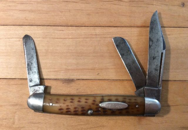 Vintage Case XX Stockman Knife 3 Blade | eBay