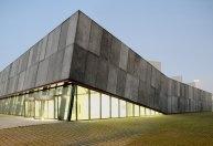 Aeronautical Cultural Center in Prat de Llobregat, Spain