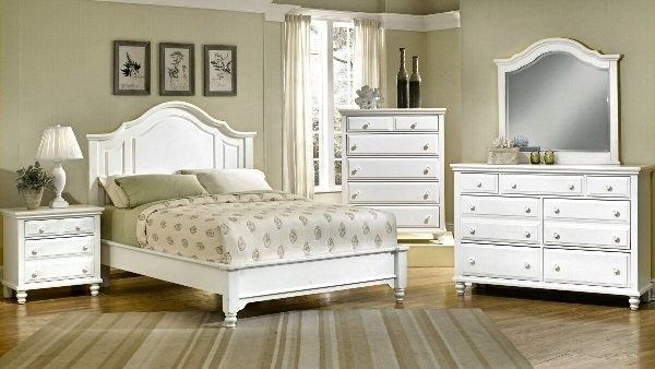 Decorating With White Furniture Simple Bedroom Ikea