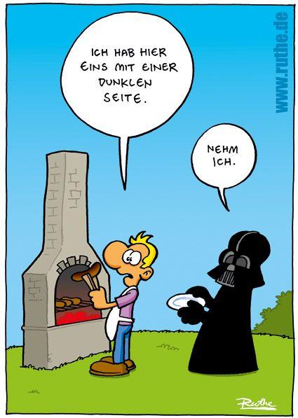"""""""I'vo got one with a dark side."""" """"Take it."""""""