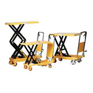 Sitecraft Scissor Lift Trolleys