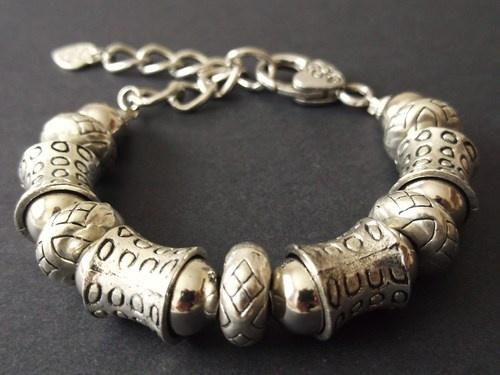 Rings & Tubes Bracelet