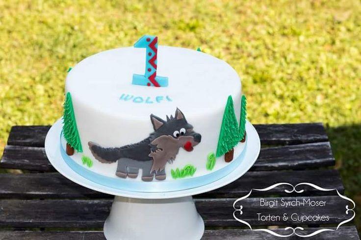 Birthday Cake, First Birthday - Birgit Syrch-Moser - Google+