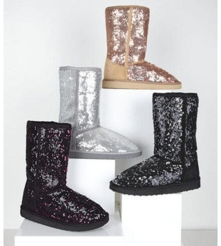 sparkly uggs uggs pinterest
