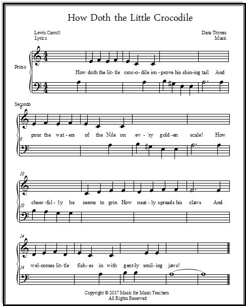 easy beginner piano songs pdf