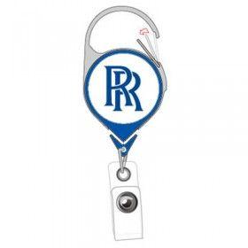 Rolls-Royce Retractable Badge Holder
