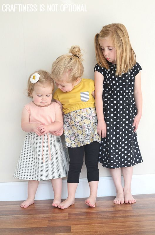 112 Best Sew Kid Frocks Images On Pinterest Sewing Patterns