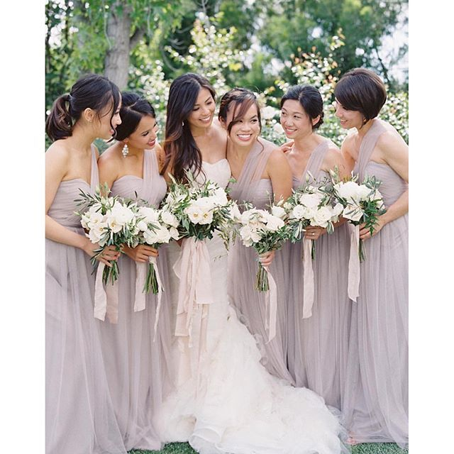 Vintage Wedding Dresses Nyc: Jenny Yoo NYC Annabelle Dresses In Mink Grey