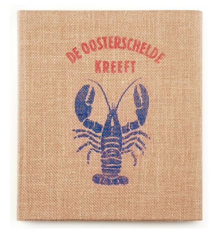 Nieuw kookboek over de oosterschelde kreeft! Recepten van oa Sergio Herman. Verkrijgbaar vanaf 1april! net op tijd voor het kreeftenseizoen!!