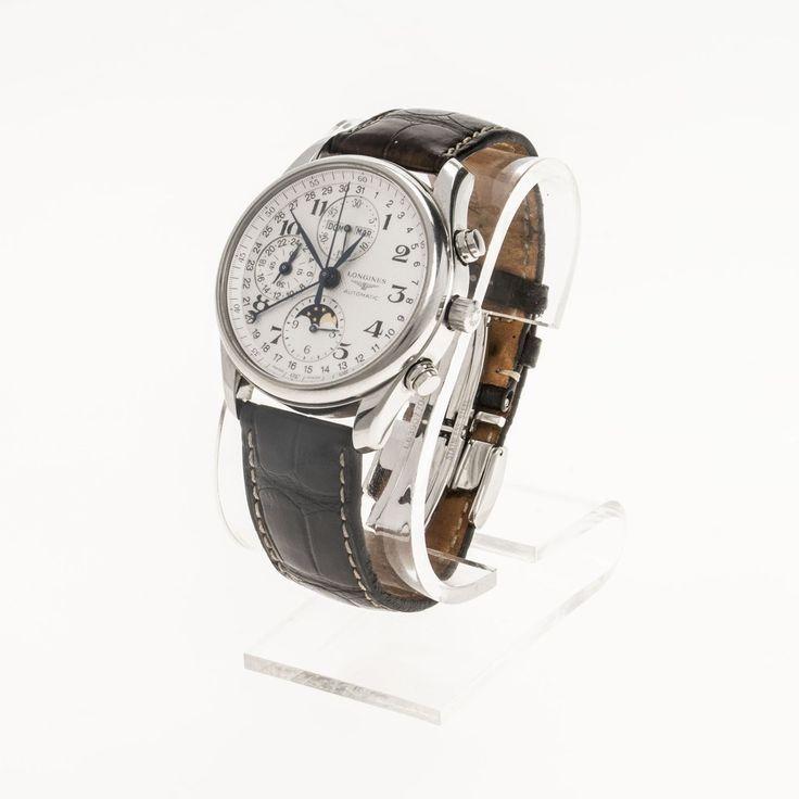 Reloj Longines para caballero.