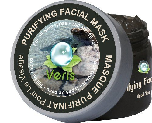Veris Dead Sea Natural Cosmetics, Dead Sea Mud & Algae Purifying Facial Mask for All Skin Types by Veris. $13.49. Leaves the skin revived and healthy. Highly moisturizing, Enriches with Vitamins E and C. Powerful anti oxidant and free radicals scavenger. From the lowest place on earth enjoy this special firming and tightening mask. From the lowest place on earth enjoy this special firming and tightening mask Highly moisturizing, Enriches with Vitamins E and C....