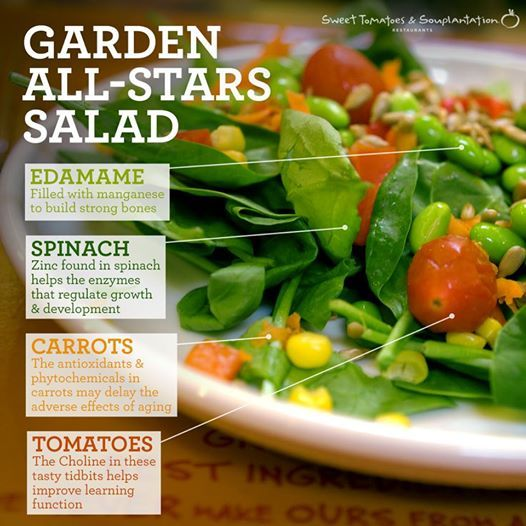 What are your go-to salad toppings? See how your choices can affect your wellness http://www.pinterest.com/TakeCouponss/sweet-tomatoes-coupons/ Sweet tomatoes coupons