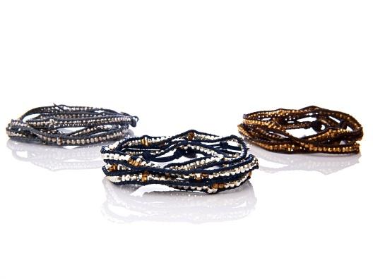 Beaded Wrap Bracelets.: Nakamol Beads, Beads Bracelets, Jewelry Inspiration, Beaded Wrap Bracelets, Bridesmaid Gifts, Beaded Bracelets, Closet, Beads Wraps Bracelets, Kelly Killoren Bensimon