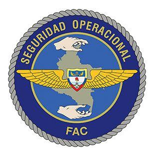 Distintivo de Seguridad Operacional de la FAC