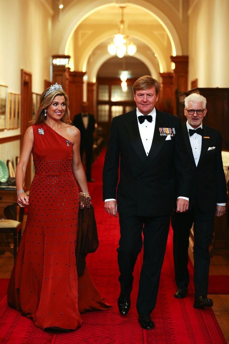 Koningin Máxima - Red carpet scoreboard: de meest bijzondere rode loper looks van 2016