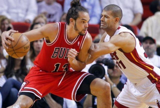 NBA Trade Rumors: Chicago Bulls Sending Joakim Noah to Boston Celtics?