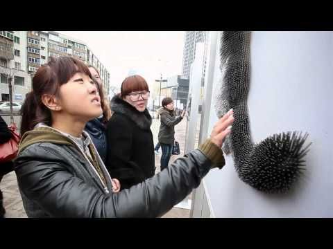 Shenyang University Art Department - PETA Asia 'Fur Hurts'