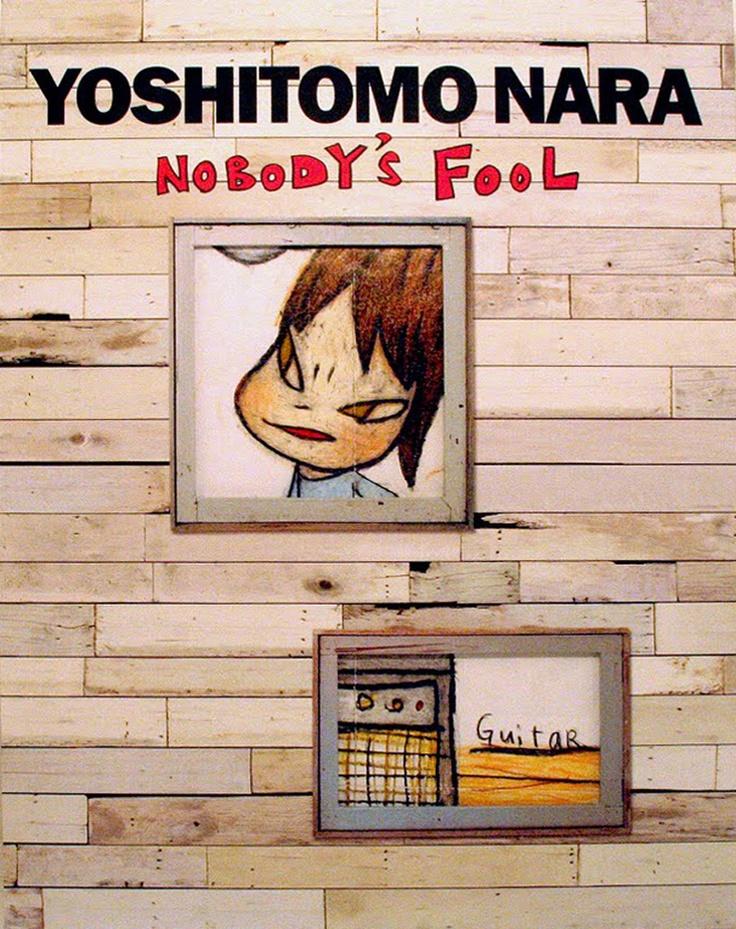 Yoshitomo Nara Nobody's Fool