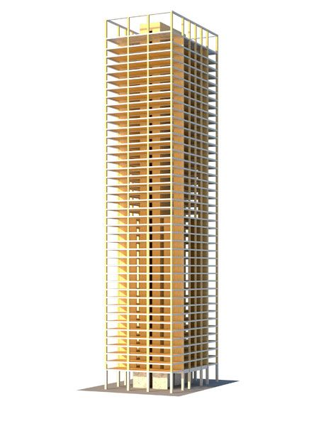 6 Wooden Skyscrapers Of The Future