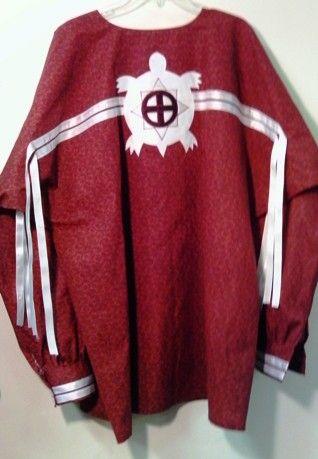 Choctaw ribbon shirt