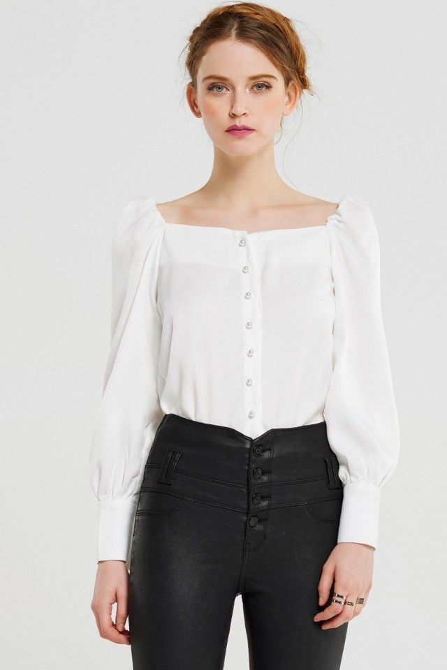 a0880d9a62fe Shirts&Blouse - ALL CLOTHING - Shop Discover the latest fashion trends  online at storets.com
