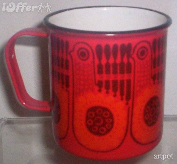 finnish arabia mug... for roon the firee