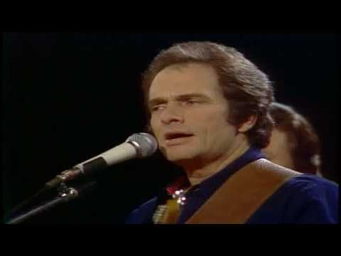 "Merle Haggard - Silver Wings ""LIVE""  - Silver Wings Shining in the Sunlight, ahh so poetic :)"
