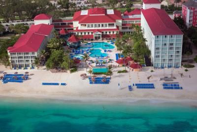 All-inclusive honeymoon packages under $2,000: Breezes Bahamas Resort and Spa in Cable Beach, Bahamas
