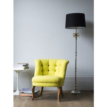 Cotton Tub Chair - Oliver Bonas
