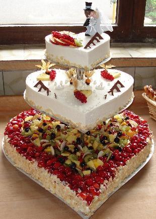 Hochzeitstorten - Homepage der Bäckerei Schätzle
