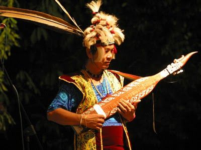 The Rainforest World Music Festival - Kuching, Malaysia. What could be better than dancing in the rainforest?