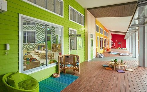 """Mother Duck Childcare by Context 