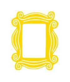 Download Picture Frame Friends SVG PNG Digital Download | Etsy in ...